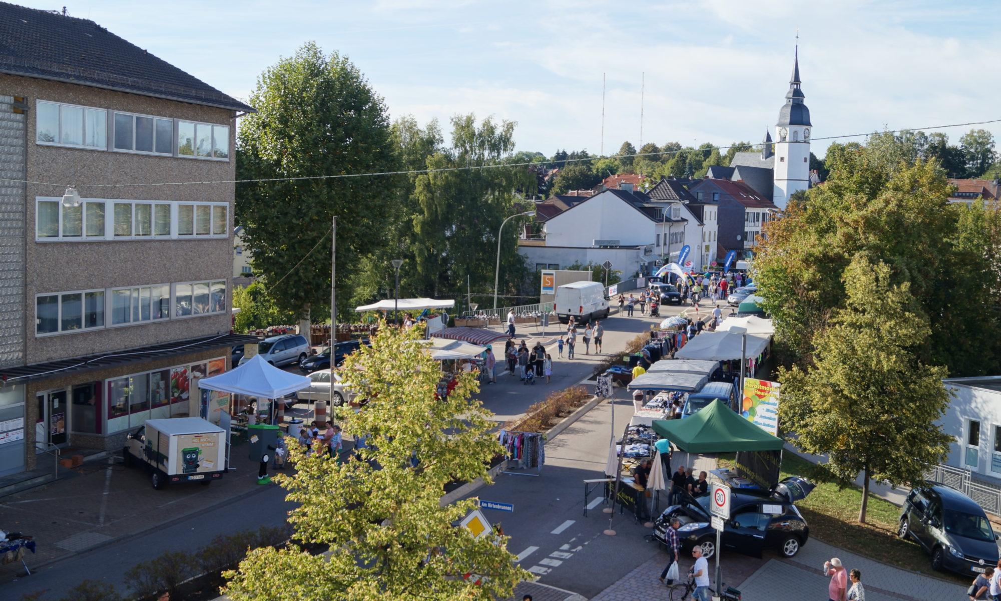 Heusweiler Herbstmarkt